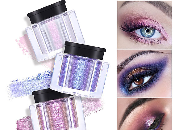 Holographic Loose Powder Pigment Eyeshadow