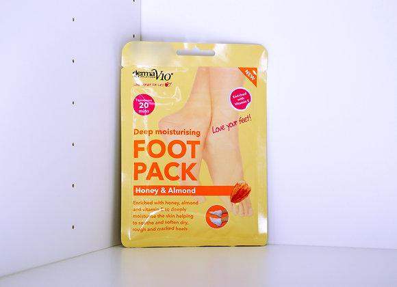 Deep Moisturising Foot Pack