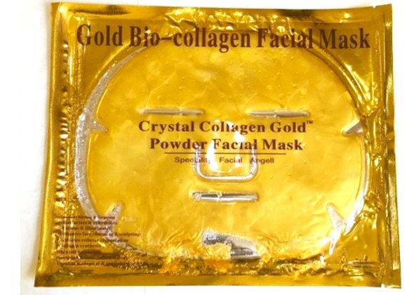 Gold Bio – Collagen Facial Mask