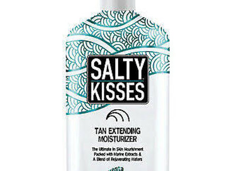 SALTY KISSES HAND BAG SIZE!
