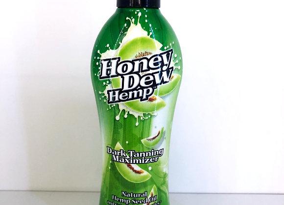 Honey Dew Hemp Dark Tanning Maximizer Bottle
