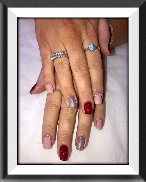 Gel Overlay With Gel Polish