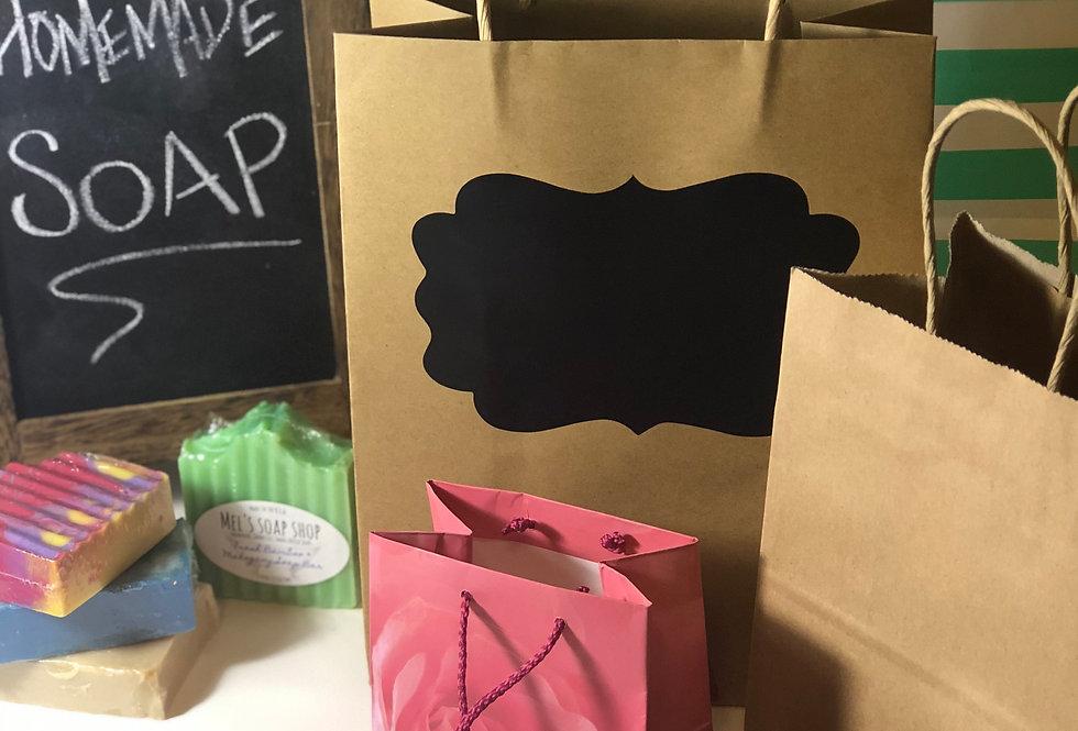 Gift Bag - 6 Bar