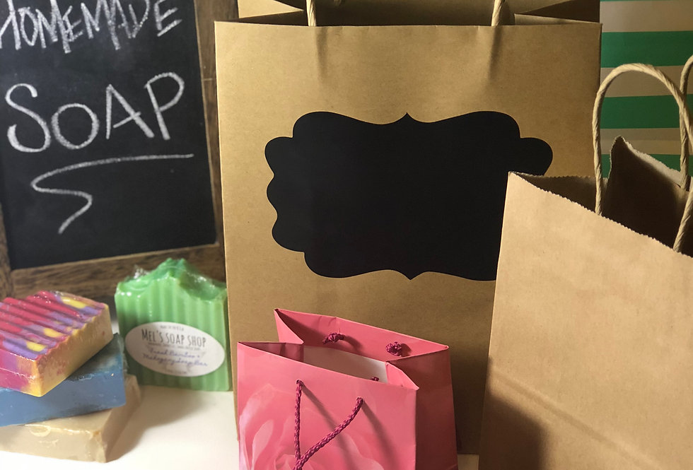 Gift Bag - 3 Bars