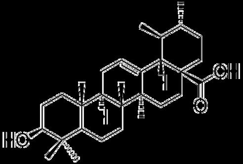 C4PU281; Ursolic Acid