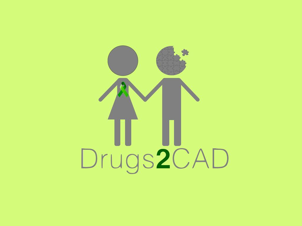 Drugs2CAD fundo verde