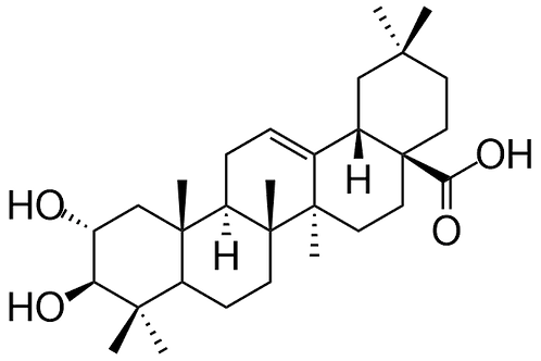 C4PN11; Maslinic acid