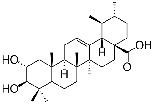 C4PN10; Corosolic acid