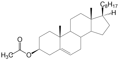C4PST200; Cholesteryl acetate