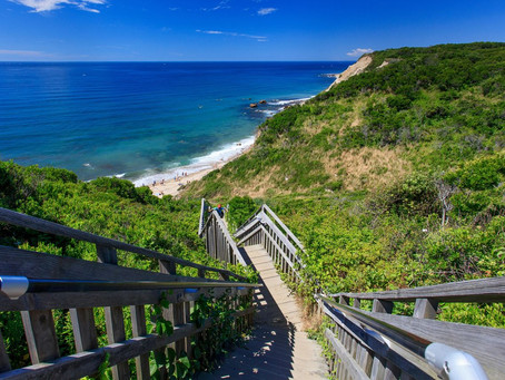 BAECATION on BLOCK ISLAND in the Age of COVID