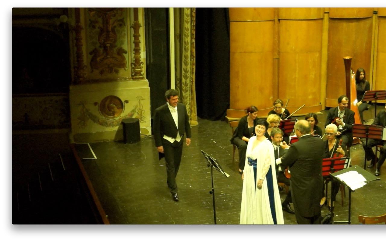 Turandot Concert Ferrarà