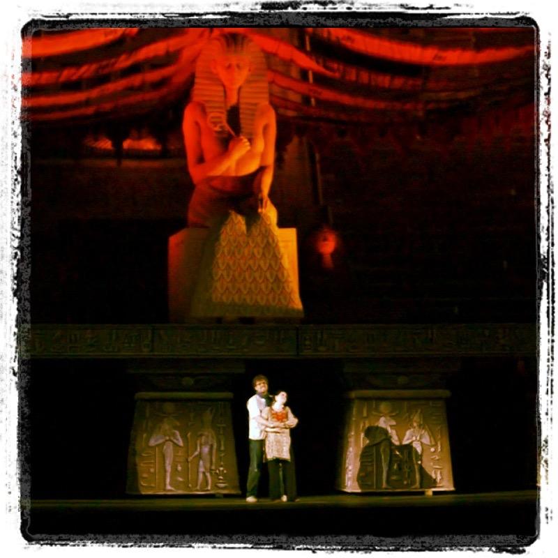 Aida 1913 Repetition