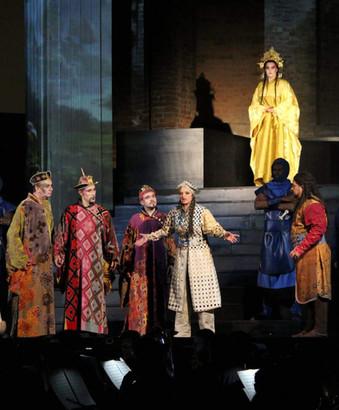 France Dariz Turandot Acte 3