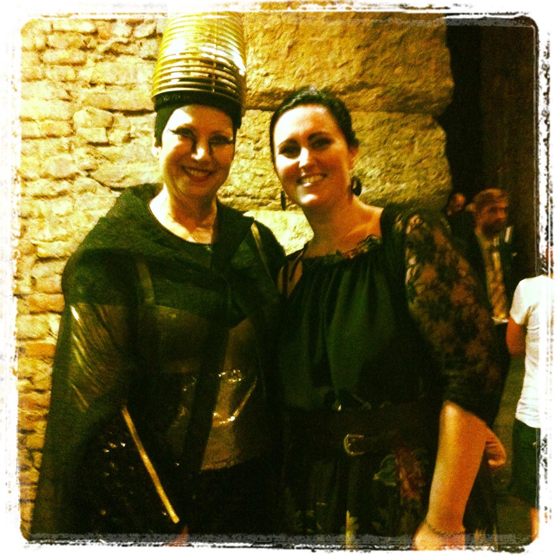 France et Giovanna Casolla