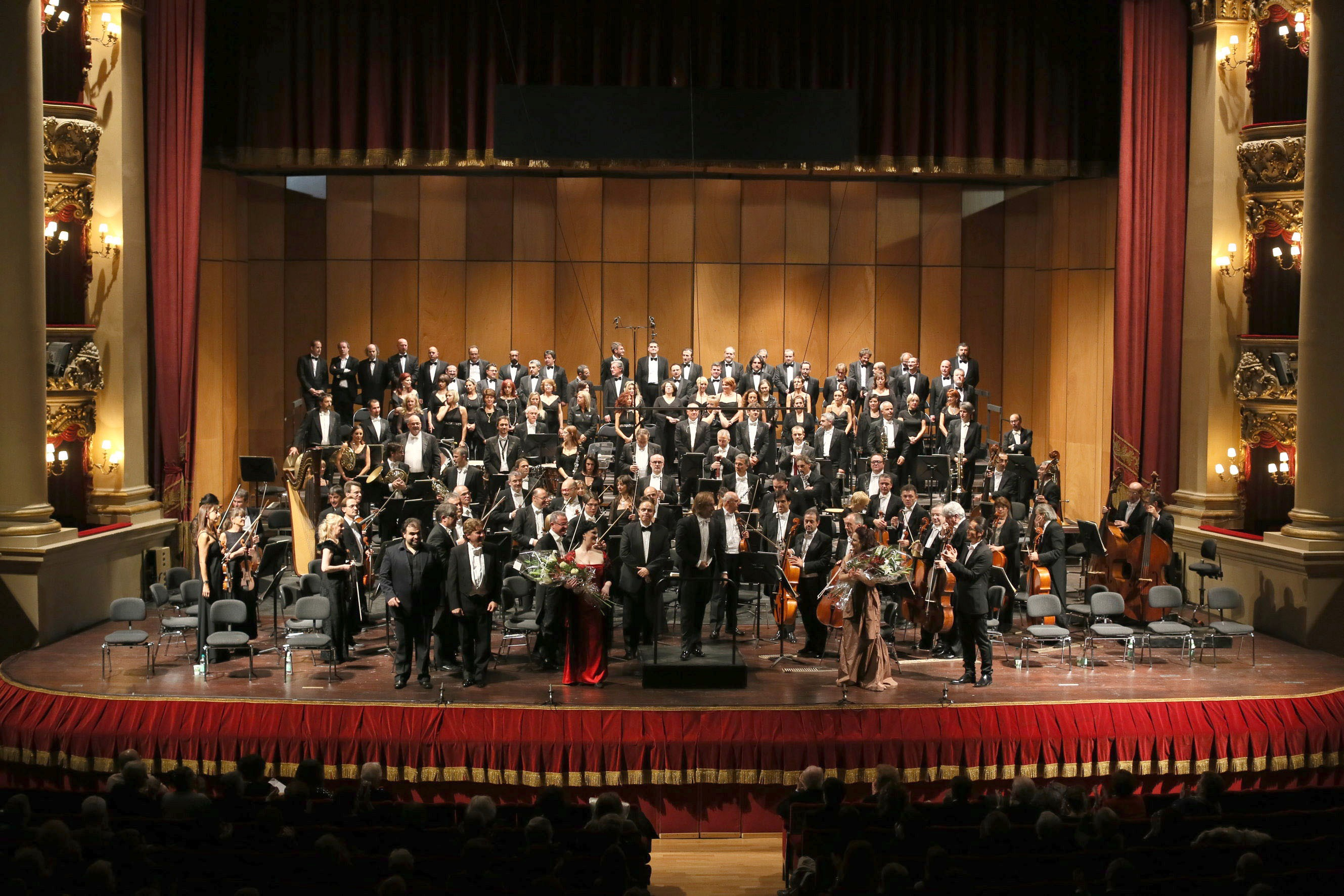 Concert Aida laureats concours Veron
