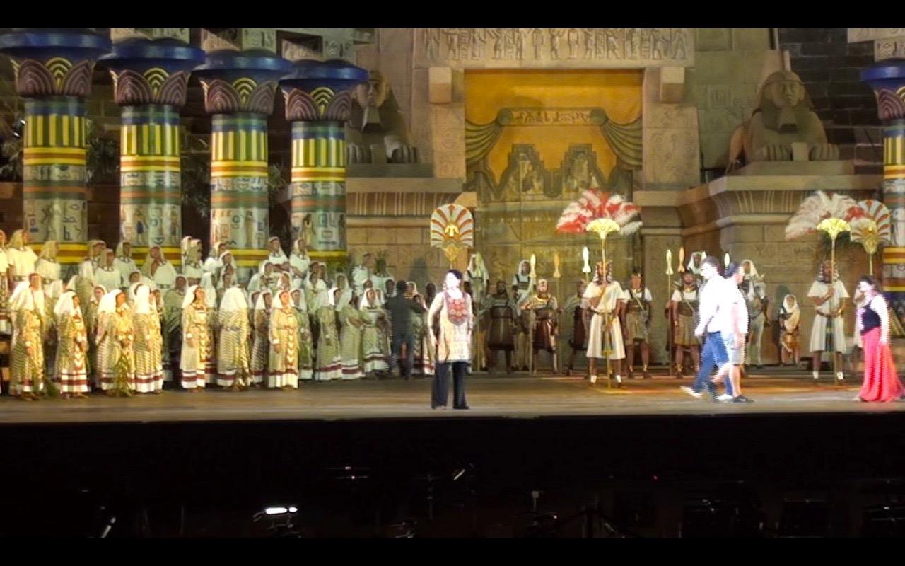 Aida Arena Verona (cover)
