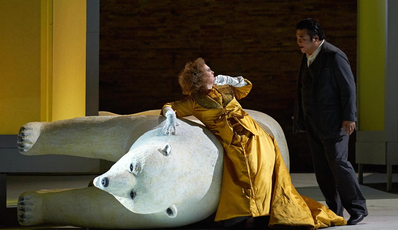 Turandot Macerata Opera Festival