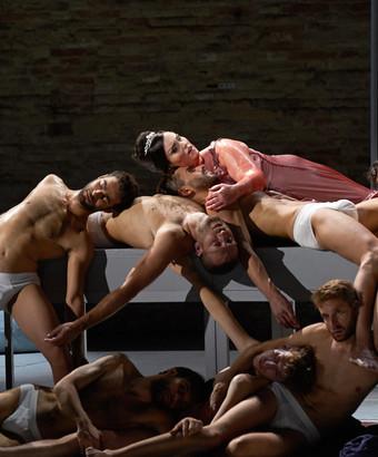 Turandot Macerata Crédit photo Alfredo Tabocchini