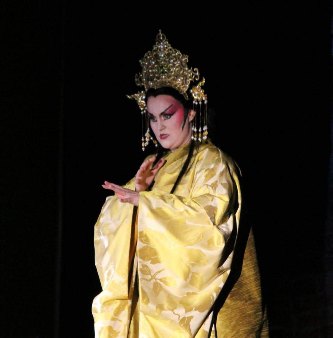 France Dariz Turandot Acte 4