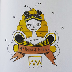 mistress of the bees