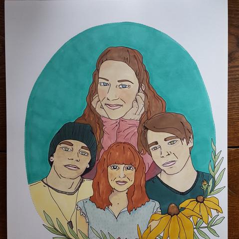 Eline Family