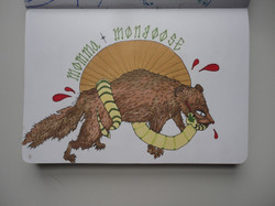 'mother mongoose'