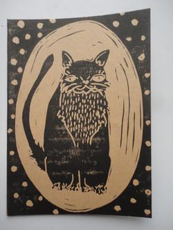 fat cat card