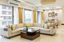 Contemporary Style 4BHK