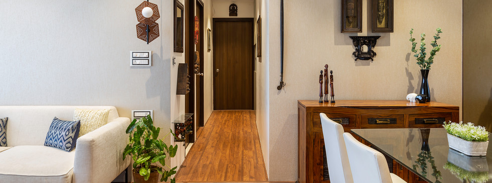 Stylish Apartment In Lower Parel