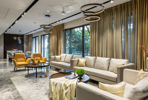 Luxurious 6BHK Aparment In BKC