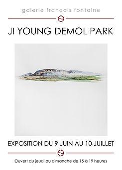 Ji Young Demol Park, La Salamandre, artiste coréenne, galerie françois fontaine