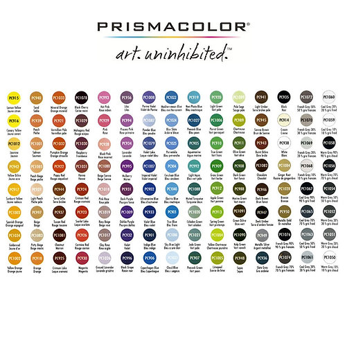 Prismacolor Premier Colored Pencil (single)