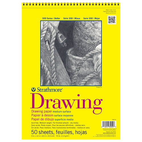 Strathmore 300 Series Drawing Tablet