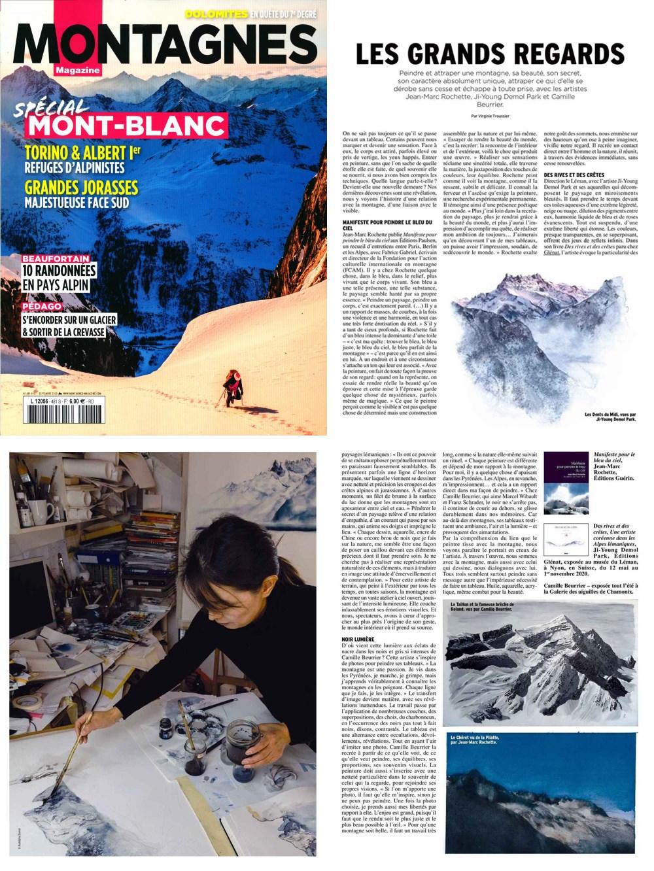 Montagnes Magazine - n° 481 - Août/septembre 2020