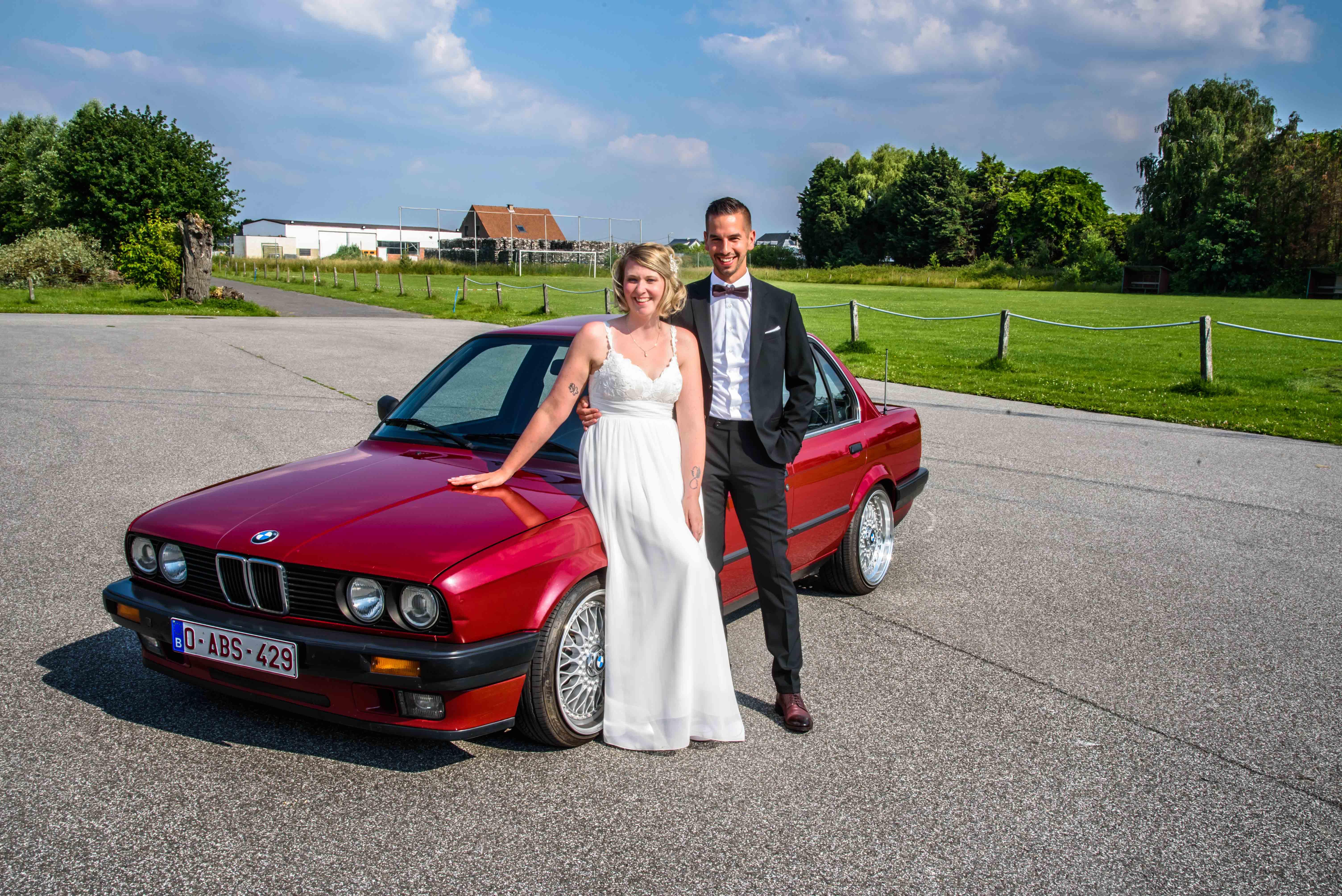 Huwelijksfotografie groothoek