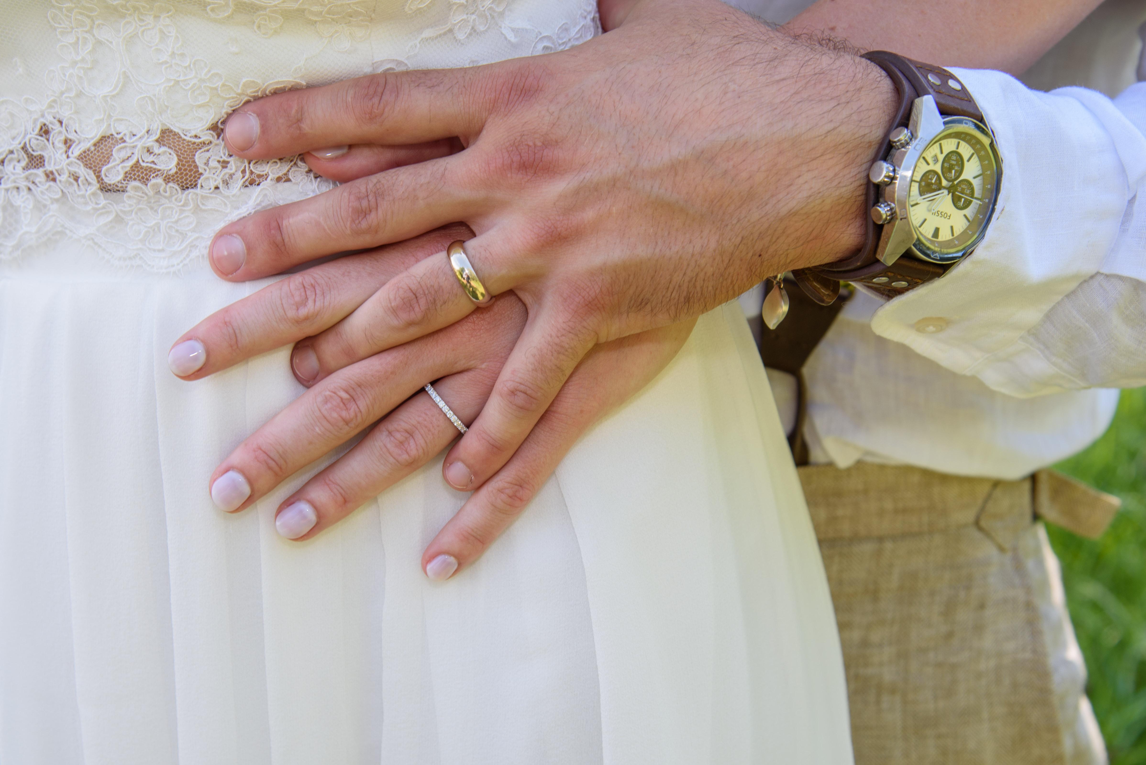 huwelijk trouwring