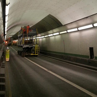 TUNNEL FIREPROOFING
