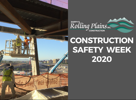 Construction Safety week September 14-18