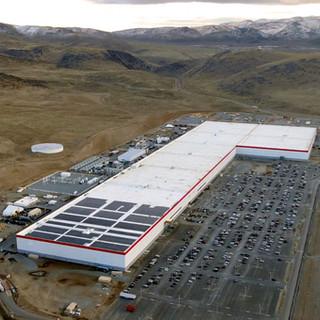 Tesla Gigafactory - Reno, NV