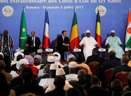 Le G5 du Sahel : La culture de confiance et de conscience!
