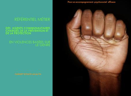 La formation des agents communautaires en techniques de gestion des violences basées sur le genre
