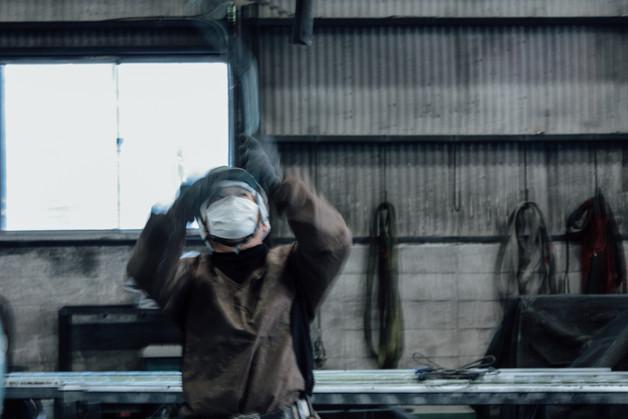 工場塗装ブース