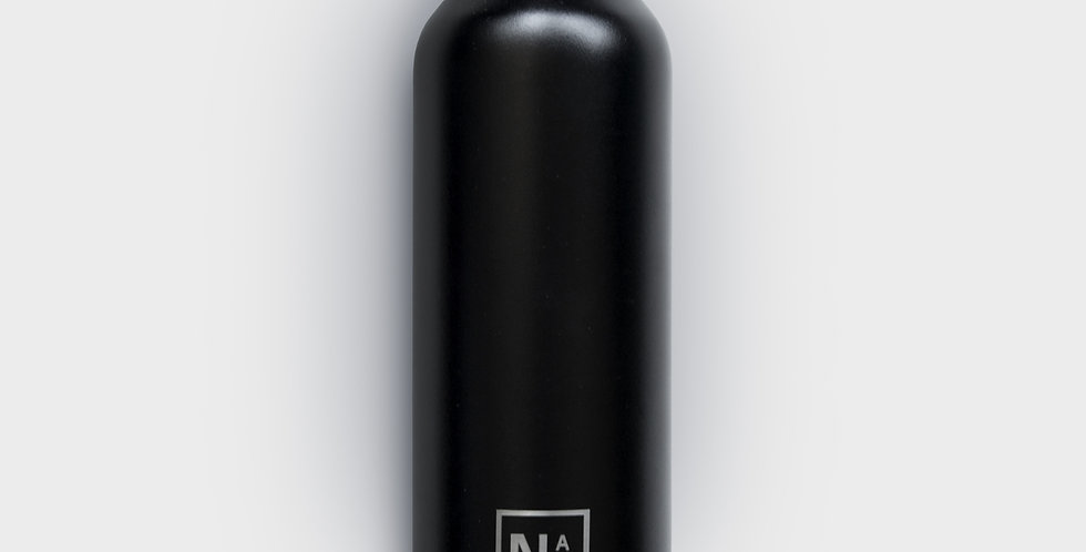 La Bouteille Isotherme NotAtAll - Powder Black