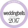 WeddingBell Magazine Badge