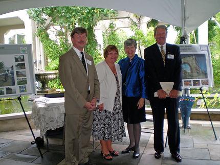 ORSANCO Scenic Ohio Award Recipients wit