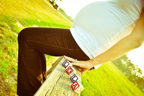 Lawrenceville GA Newborn Photographer - Maternity Session
