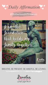 Lovelee Momma Affirmation - IG Stories -