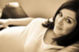 Lawrenceville Newborn Photogrpaher Lovelee Photography Maternity Session Image