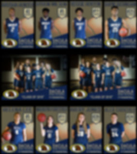 Lawrenceville photographer Lovelee Photography sports photography - Dacula High School Basketball Team Seniors