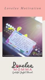 Lovelee Motivation - IG Stories - Galati